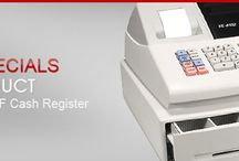 special products / Shop our special #cashregister products #online at discounted price.