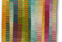 Quilts - Graded fabric