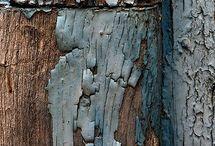 Textures & surfaces / Ceramics and nature