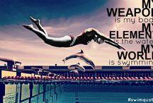 Love swimming!!!