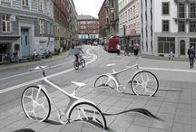 Street art en straatmeubilair