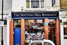 Notting Hill BOOKSHOP / Paper Books