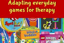 Games to facilitate change