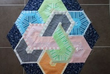 Quilts avec rayures