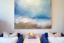 Kunst fürs Wohnzimmer und Schlafzimmer