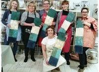 Glamorös Workshops / Hier seht Ihr Bilder aus unseren Workshops mit Annie Sloan Chalk Paint