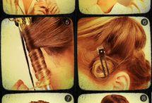 Peinados para un tocado