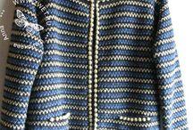 Вязание - жакет