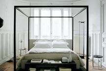 New Master Bedroom / by Cathy Stott