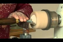 video tornio - woodturning video