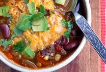 Marvelous Mexican Food / Mexican food with a healthy twist / by Sumptuous Spoonfuls