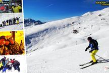 Zillertaler Super Skisafari / Ski en snowboard vakanties in het Zillertal (Oostenrijk). Krimml, Königsleiten, Mayrhofen, Stumm, Kaltenbach, Lanersbach, Hintertux, Eggalm, Hippach, Spieljoch, Hochfügen en Fügen.