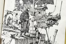 Sketches (structures) / Sketches