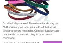 Tennis Sparkle!