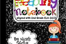Second grade / by Tricia Taylor