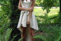 wedding dresses and cocktail Gabriela Hezner / kolekcja Gabrieli Hezner  modele sukni ślubnych i koktajlowych
