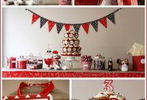 Party Lovin' / #party #decorations #baptism #birthday #bridalshower #events #engagementparty #engagement #babyshower #baby