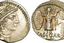 monnaies anciennes-médailles-médaillons / by Tournette .