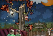 Autumn's In The Air by Paty Greif / Autumn digital Kits