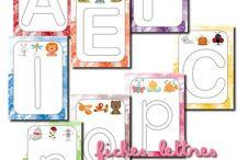 Harfler/Letters