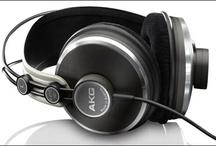 Audio Equipment / by Daniel