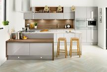 New Year New Kitchen / Your kitchen is at the very heart of your home, create and live in an environment you love and make a big change for the new year.  / by Homebase