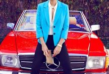 Sportscars & Fashion