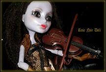 ♠ Steampunk Violinist ♠ / MH Custom
