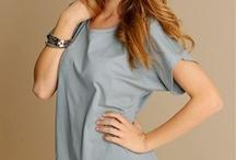Stylizacje - bluzka oversize.