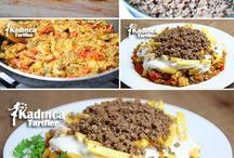 Yemek tarifleri