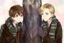 Albus Potter&Scorpius Malfoy