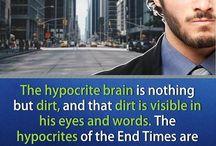 Hypocrites - by Harun Yahya / Adnan Oktar