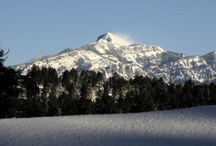 Winter in Pagosa Springs, CO