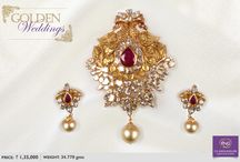 Golden Weddings / A range of collections for this Wedding season...