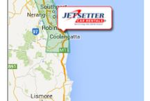 Rental Zones / Rental Zones Gold Coast, Brisbane & Sunshine Coast Car Rental Zones