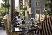 Comedor / mesas