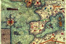 régi térképek