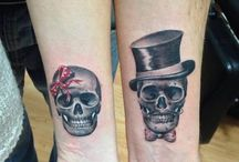 Tattoos and fun stuff / Ideas for me and him