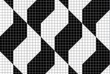 GRAPHIC PATTERN / Various graphic patterns