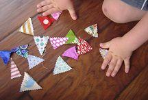 Kids Crafts / by Vanessa Baird