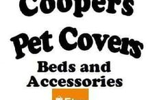 Coopers pet Covers Super tough pet beds / Coopers pet cover are super tough made from canvas made to last