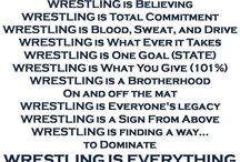 Wrestling is our life!  / by 💗 Melissa Lomeli 💗