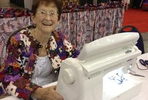 Quilter's Bucket List / 100 quilting things to do ..... before it's too late .... !