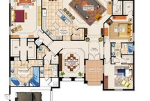Architecture > Floor Plans / by Dorothéa Jordan