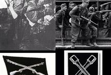 Diverse Kampgrupper i SS during WW2.