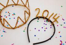 Holidays - New Years / by Amanda Mecklem