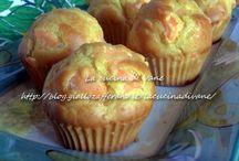 Muffin e plum cake salati