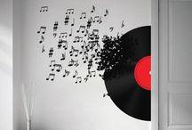 Music decorations
