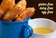 Allergen Free Recipes / by Jenelle Rice