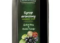 Syropy niżej słodzone 250ml/ Low sugar syrups 250ml